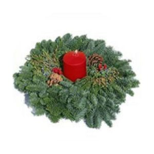 Center piece wreath