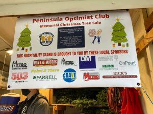 Hospitality Sponsors banner